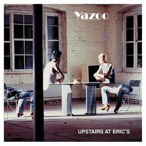 Yazoo Upstairs At Eric's CD album (CDLP) UK YAZCDUP433877
