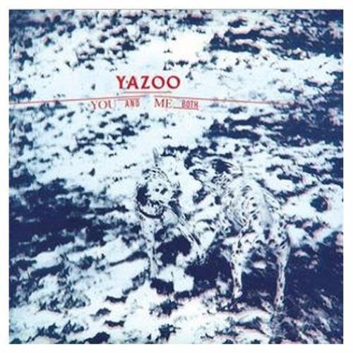 Yazoo You & Me Both CD album (CDLP) UK YAZCDYO433879