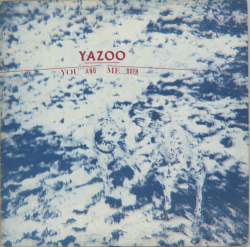 Yazoo You And Me Both - VG+ vinyl LP album (LP record) Italian YAZLPYO622850