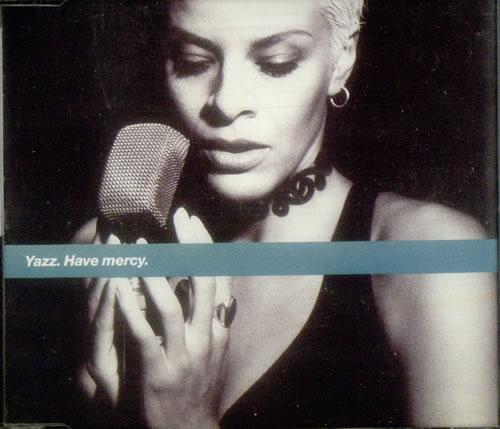 "Yazz Have Mercy CD single (CD5 / 5"") UK YZZC5HA281874"