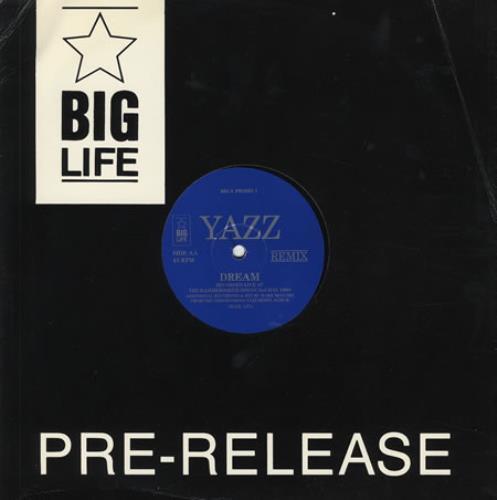 "Yazz Wanted On The Floor 12"" vinyl single (12 inch record / Maxi-single) UK YZZ12WA192082"