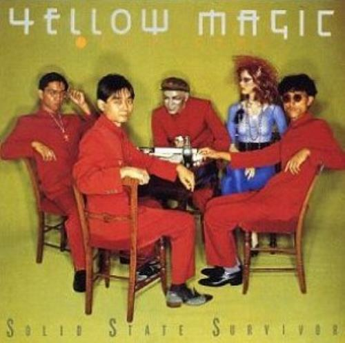 Yellow Magic Orchestra Solid State Survivor CD album (CDLP) UK YMOCDSO268201