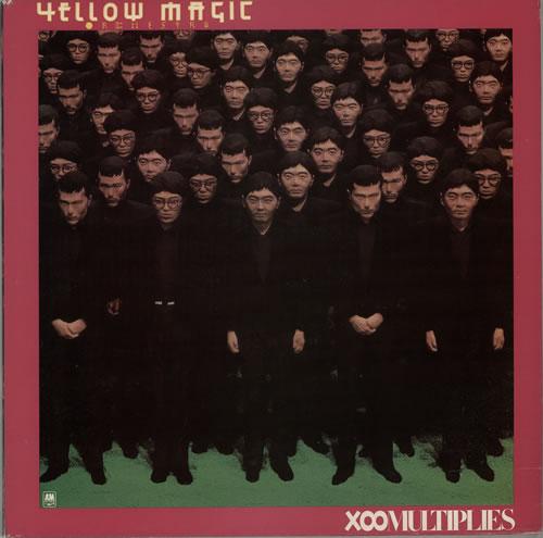 Yellow Magic Orchestra Xoo Multiplies - Yellow Vinyl vinyl LP album (LP record) UK YMOLPXO45471