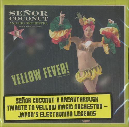 Yellow Magic Orchestra Yellow Fever! CD album (CDLP) US YMOCDYE507898