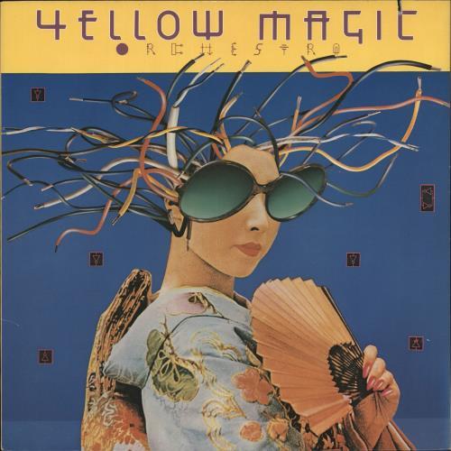 Yellow Magic Orchestra Yellow Magic Orchestra - Black Vinyl vinyl LP album (LP record) US YMOLPYE51282