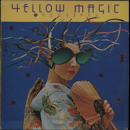 Yellow Magic Orchestra Yellow Magic Orchestra - Gold Promo Stamped vinyl LP album (LP record) UK YMOLPYE53742