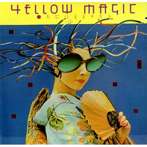 Yellow Magic Orchestra Yellow Magic Orchestra vinyl LP album (LP record) US YMOLPYE417051