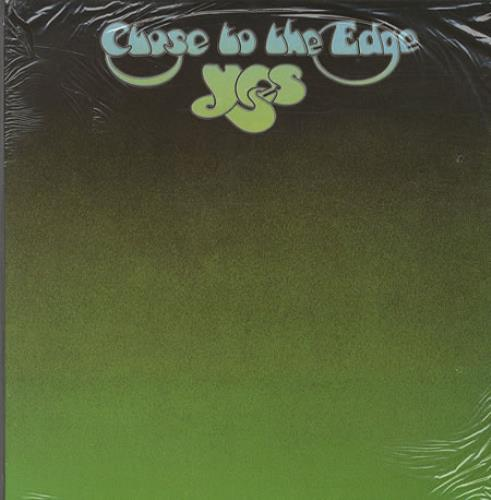 Yes Close To The Edge vinyl LP album (LP record) Canadian YESLPCL339386