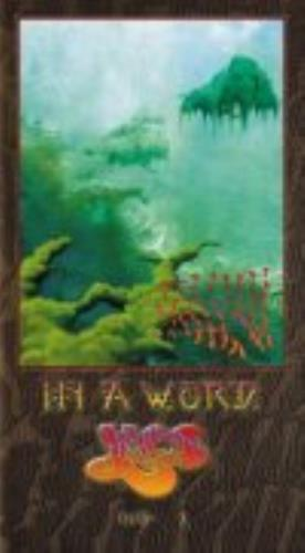 Yes In A Word CD Album Box Set UK YESDXIN219311