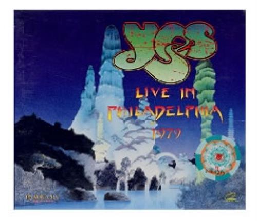 Yes Live In Philadelphia 1979 Hong Kong Video Cd 188197