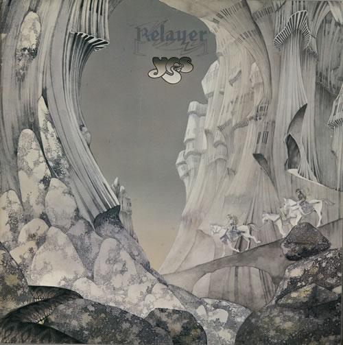 Yes Relayer - 1st + Inner vinyl LP album (LP record) UK YESLPRE567579
