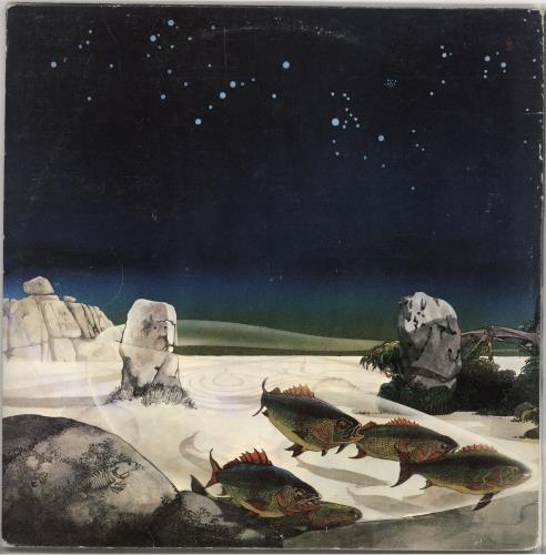 Yes Tales From Topographic Oceans - 1st - VG 2-LP vinyl record set (Double Album) UK YES2LTA719714