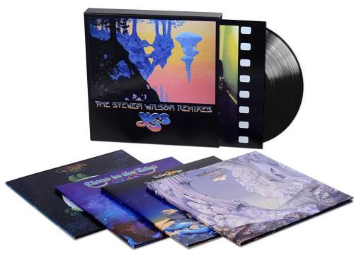 Yes The Steven Wilson Remixes - Sealed Vinyl Box Set UK YESVXTH755279