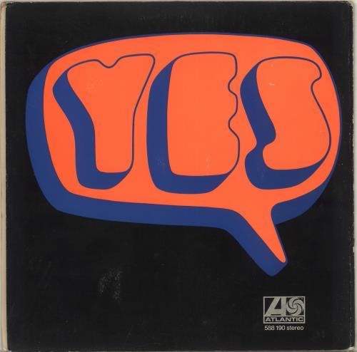 Yes Yes - 1st - VG vinyl LP album (LP record) UK YESLPYE700906