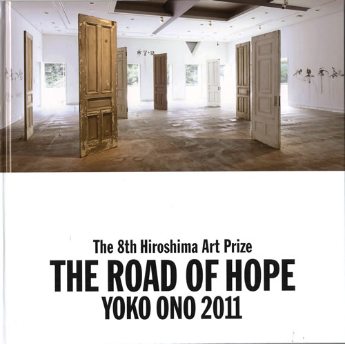 Yoko Ono The Road Of Hope + CD book Japanese ONOBKTH554140