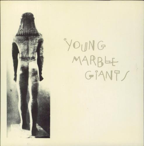 """Young Marble Giants Final Day 7"""" vinyl single (7 inch record) UK YMG07FI300473"""