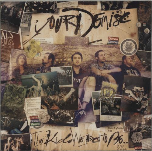 Your Demise The Kids We Used To Be - Camouflage Vinyl - Sealed vinyl LP album (LP record) UK YOWLPTH656072