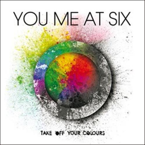 You Me At Six Take Off Your Colours 2 CD album set (Double CD) UK YMI2CTA482515