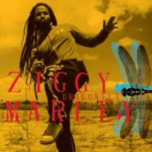 Ziggy Marley Dragonfly CD album (CDLP) UK ZGMCDDR243351