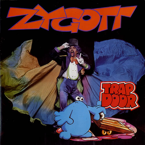"Zygott Trap Door 7"" vinyl single (7 inch record) UK ZYG07TR590204"