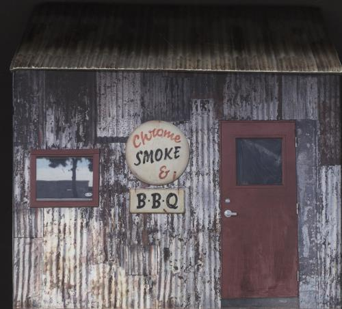 ZZ Top Chrome Smoke & BBQ US box set (261670)