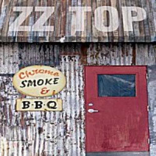 ZZ Top Chrome Smoke & BBQ UK box set (266536)